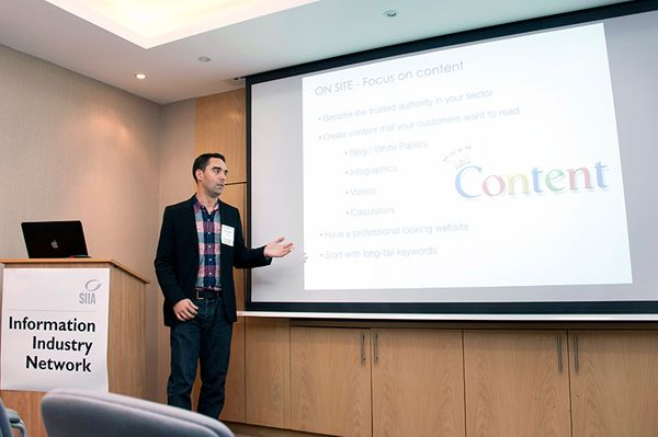 How to best use SEO / Presentation @ Business Media Insights 2014