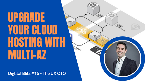 Upgrade your cloud hosting with Multi-AZ